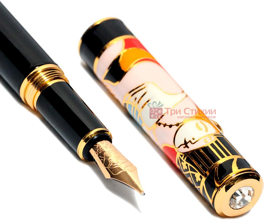 Перьевая ручка Picasso Gold M-80 с позолотой 14К, фото 2