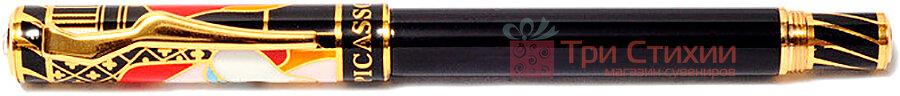 Перьевая ручка Picasso Gold M-80 с позолотой 14К, фото 3
