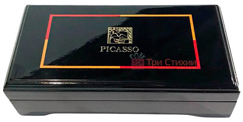 Перьевая ручка Picasso Gold 90 с позолотой 14К, фото 4