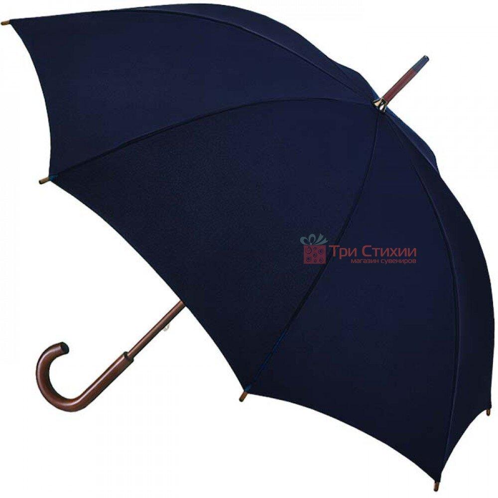 Зонт-трость Fulton Kensington-1 L776 механический Midnight Синий (L776-025949), фото