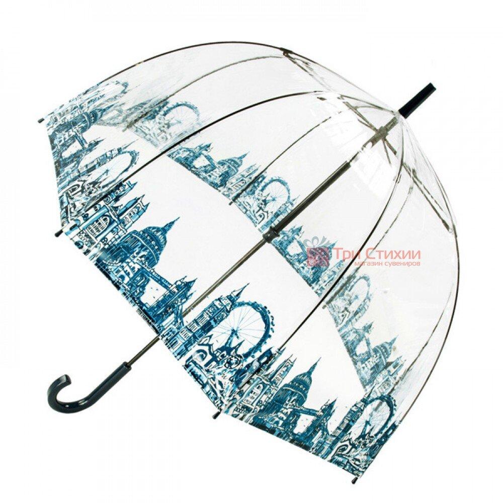 Зонт-трость женский Fulton Birdcage-2 L042 London Icons (Иконки), фото