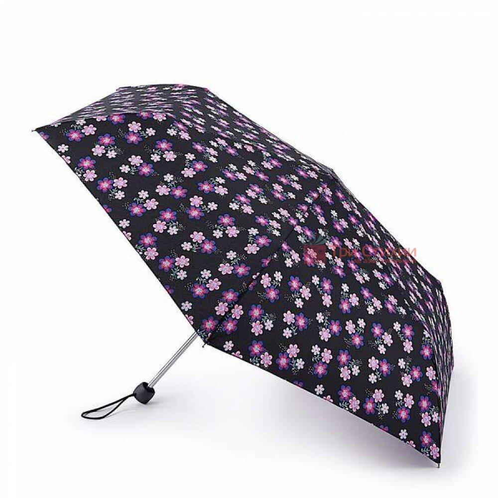 Зонт женский Fulton Superslim-2 L553 Pretty Posy (Красивые цветы), фото