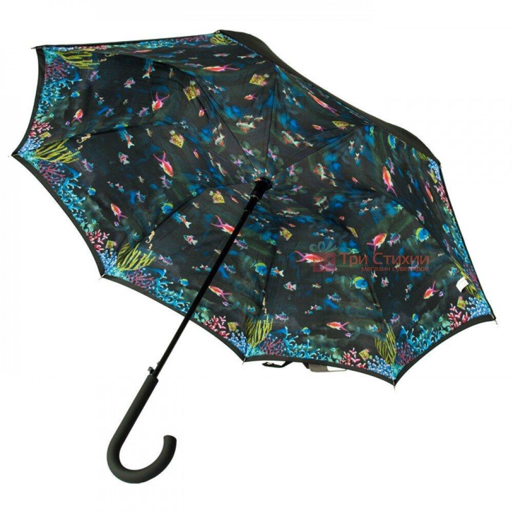 Зонт женский Fulton Bloomsbury-2 L754 Under The Sea (Под водой), фото