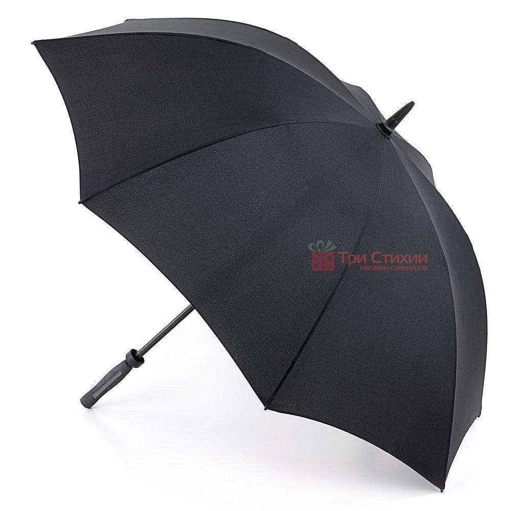 Парасоля-гольфер Fulton Technoflex S667 Black (Чорна), фото