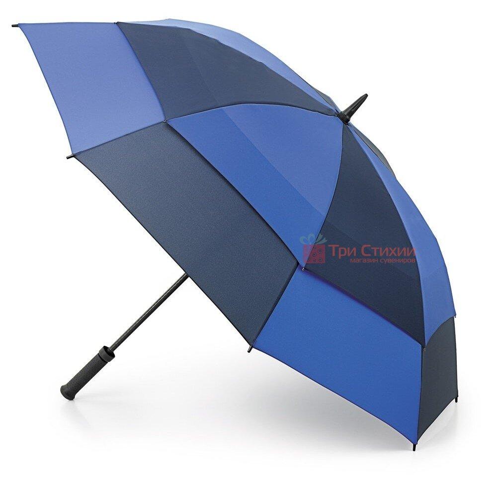 Зонт-гольфер Fulton Stormshield S669 Blue Navy (Голубой Синий), фото