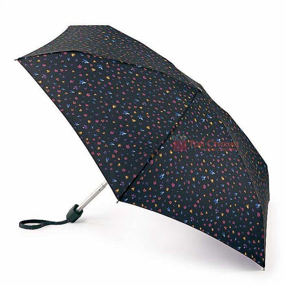 Зонт женский Fulton Tiny-2 L501 Petal Burst (Лепестки), фото