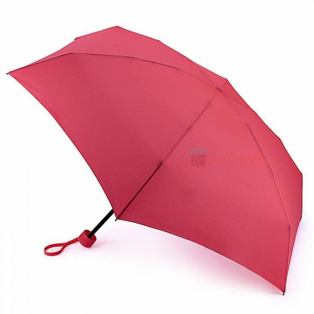 Парасолька жіноча Fulton Soho-1 L793 Neon Pink (Неоново-рожевий), фото