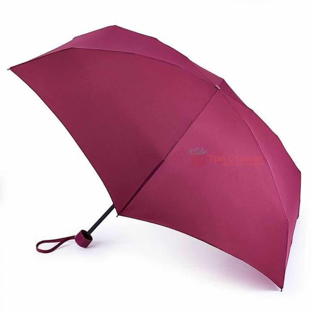 Зонт женский Fulton Soho-1 L793 Wine (Бордовый), фото