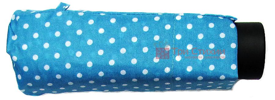 Парасолька складана Derby механічна 710365DBP-3 Синя, Колір: Синій, фото 2