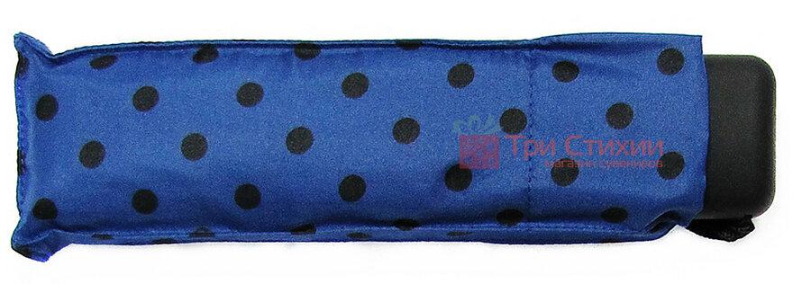 Зонт складной Derby 722565PD-3 механический Синий, фото 2