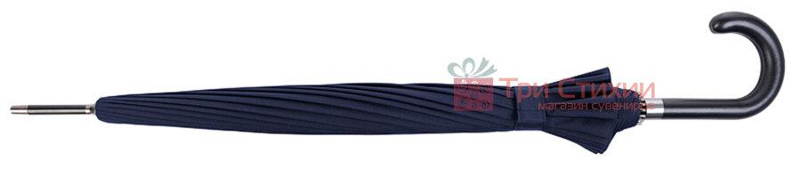 Зонт-трость Doppler 741963DMA полуавтомат Синий, фото 3
