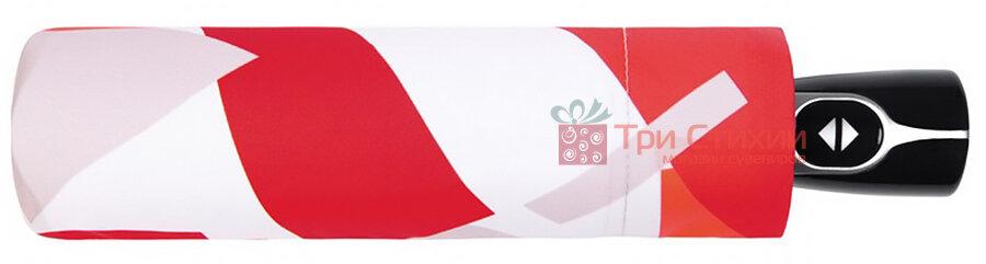 Зонт складной Doppler 7441465CR01 полный автомат Красный, фото 2
