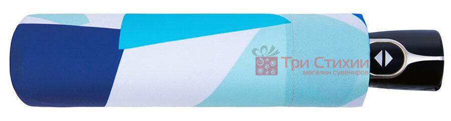 Зонт складной Doppler 7441465CR02 полный автомат Голубой, фото 2