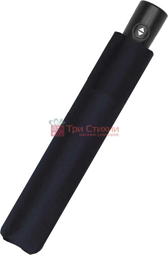 Парасолька складана Doppler ZERO повний автомат 744563DSZ Чорна, Колір: Чорний, фото 2