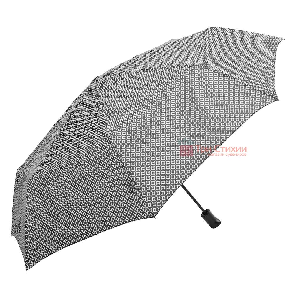 Зонт складной Doppler Carbonsteel 744765ML-1 полный автомат Черный, Цвет: Черный, фото 2
