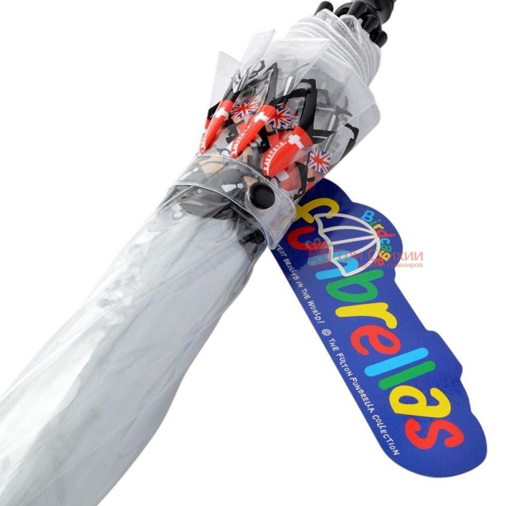 Детский зонт Fulton Funbrella-4 C605 Солдатики, фото 2