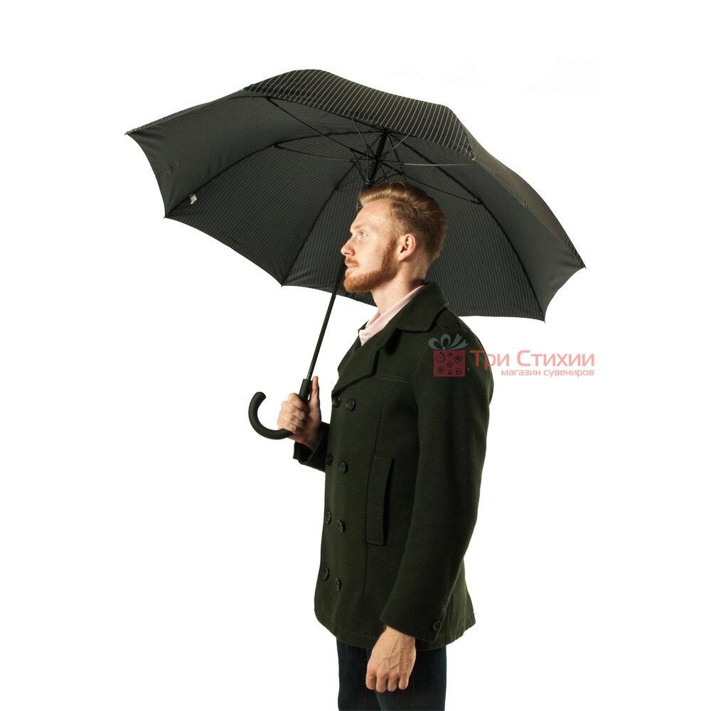 Зонт-трость Fulton Knightsbridge-2 G451 Черный, фото 5