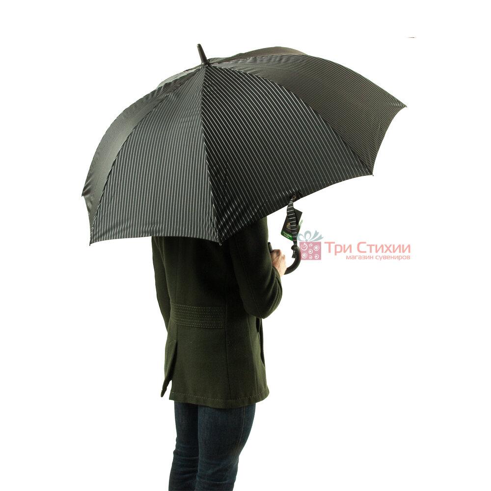 Зонт-трость Fulton Knightsbridge-2 G451 Черный, фото 4