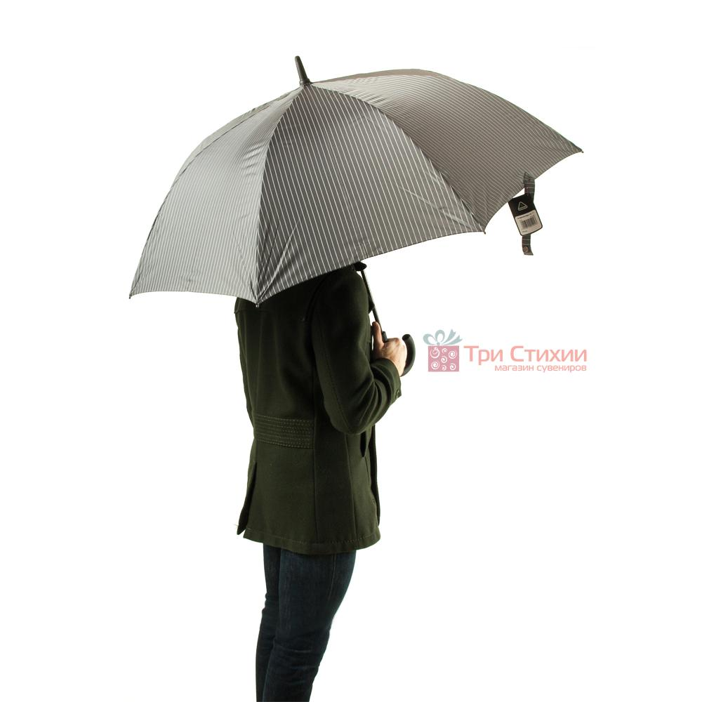 Парасоля-тростина Fulton Knightsbridge-2 G451 Сіра, Колір: Сірий, фото 5