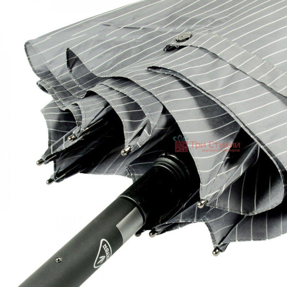 Парасоля-тростина Fulton Knightsbridge-2 G451 Сіра, Колір: Сірий, фото 2