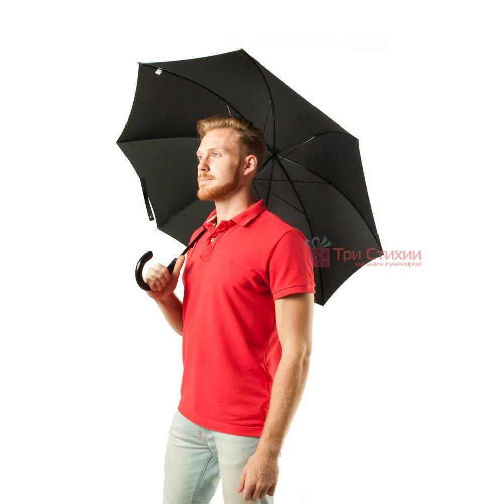 Зонт-трость Fulton Governor-1 G801 Чёрный, фото 5