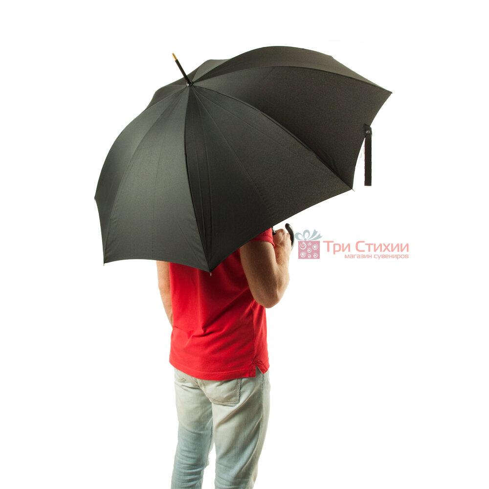 Зонт-трость Fulton Governor-1 G801 Чёрный, фото 4
