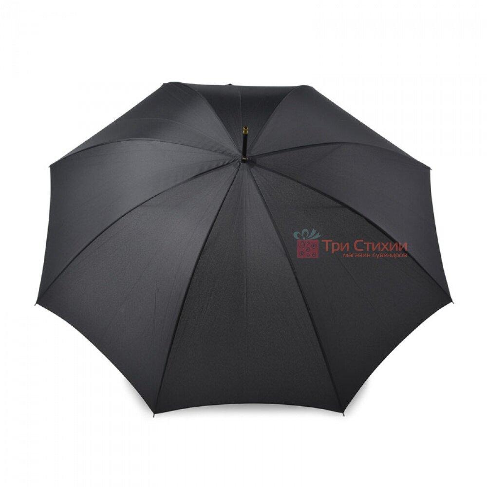 Зонт-трость Fulton Consul G808 Черный, фото 2