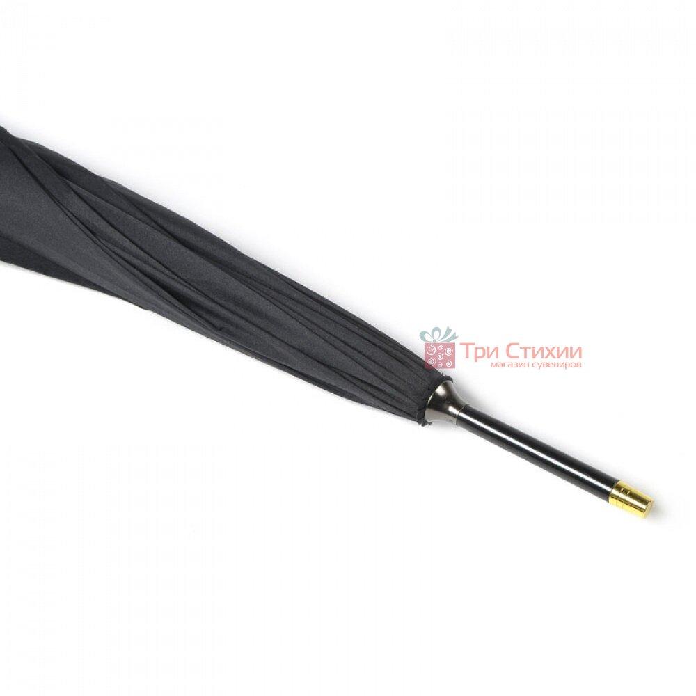 Зонт-трость Fulton Consul G808 Черный, фото 5