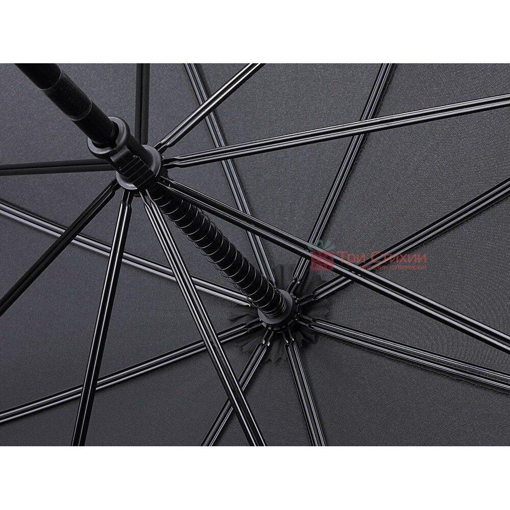 Парасоля-тростина Fulton Huntsman-1 G813 Чорна, фото 3