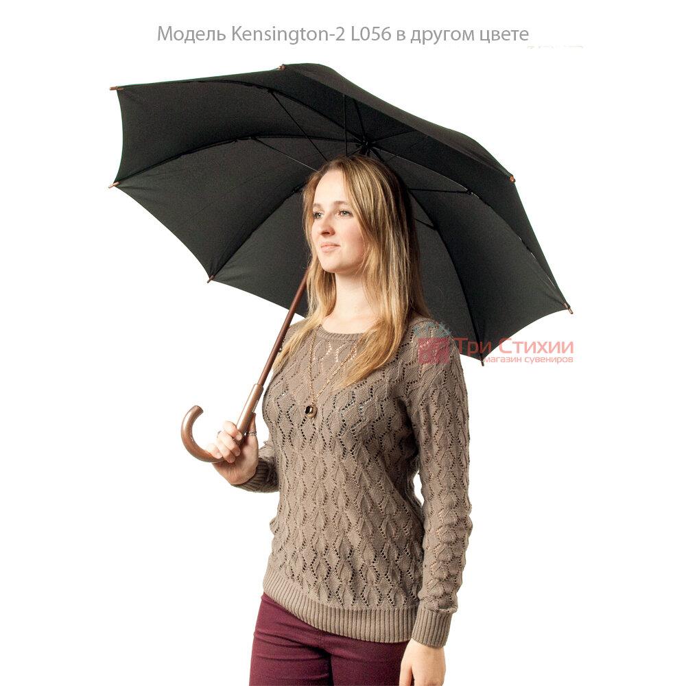 Зонт-трость женский Fulton Kensington-2 L056 Contrast Retro (Контрастное ретро), фото 2