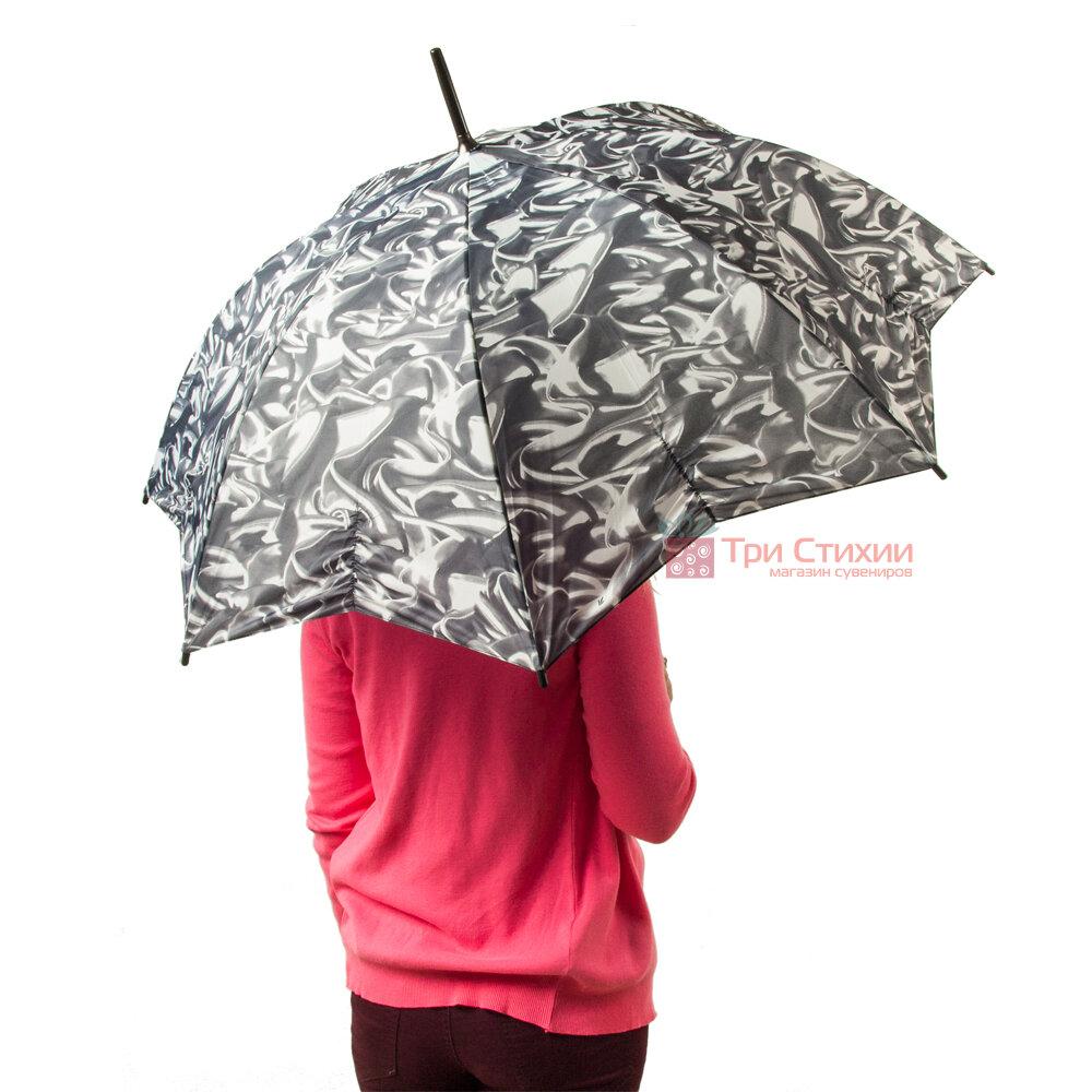 Парасолька-тростина жіноча Fulton Kensington-2 L056 Satin Dream (Мрії), фото 6
