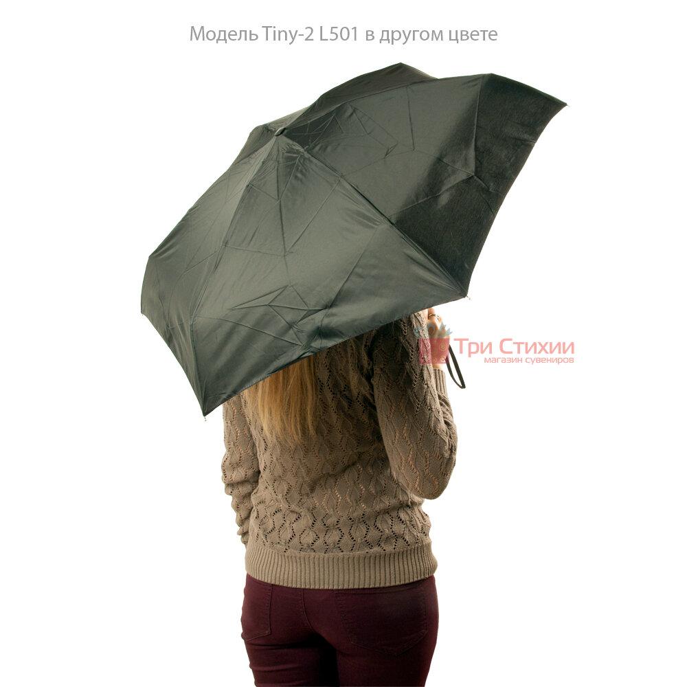 Зонт женский Fulton Tiny-2 L501 Shadow Lily (Лилия), фото 8