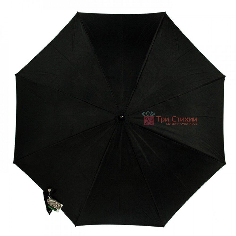 Зонт женский Fulton Bloomsbury-2 L754 Mono Bouquet (Черно-белый букет), фото 6