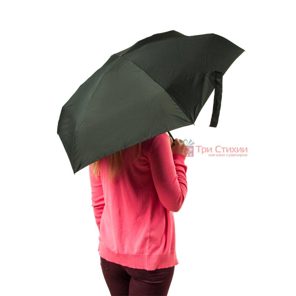 Зонт женский Fulton Soho-1 L793 Black (Черный), фото 3