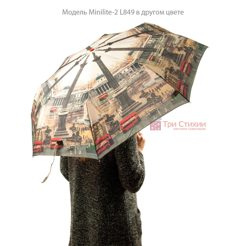 Зонт женский Fulton National Gallery Minilite-2 L849 The Umbrellas (Зонты), фото 7
