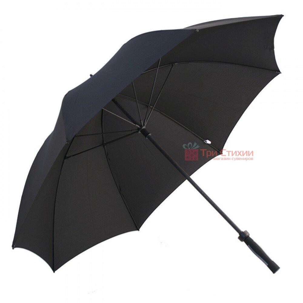 Парасоля-гольфер Fulton Technoflex S667 Black (Чорна), фото 4