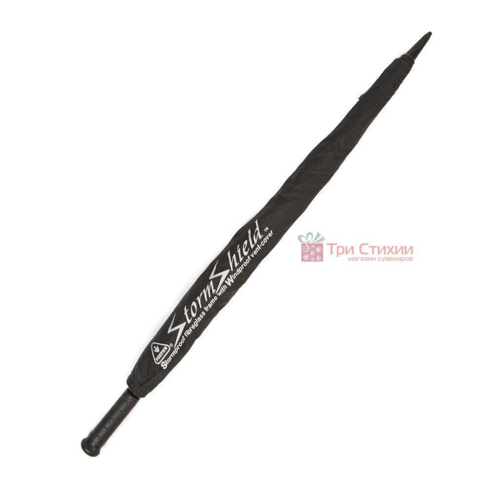 Зонт-гольфер Fulton Stormshield S669 Black механический Черный (S669-005576), Цвет: Черный, фото 4