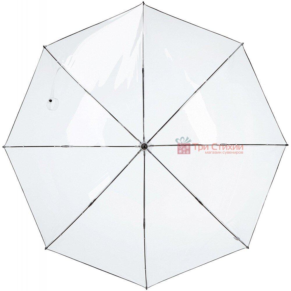 Зонт-гольфер Fulton Clearview S841 Clear (Прозрачный), фото 5