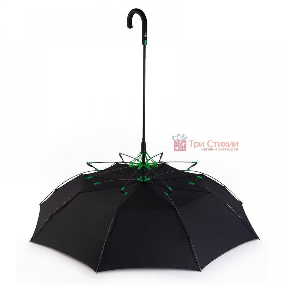 Зонт-трость Fulton Typhoon-1 G844 - Black (Черный), фото 3