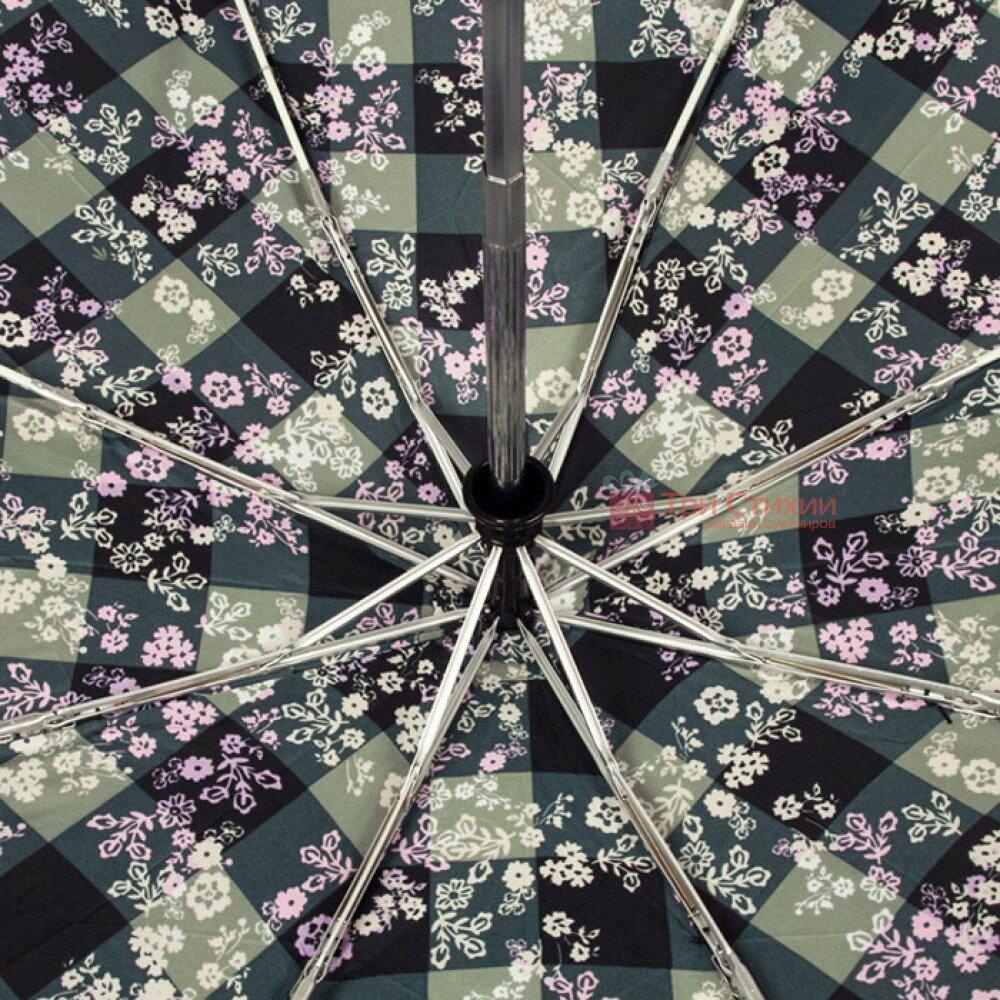Зонт женский Fulton Open & Close-4 L346 Gingham Ditsy (Цветы), фото 5