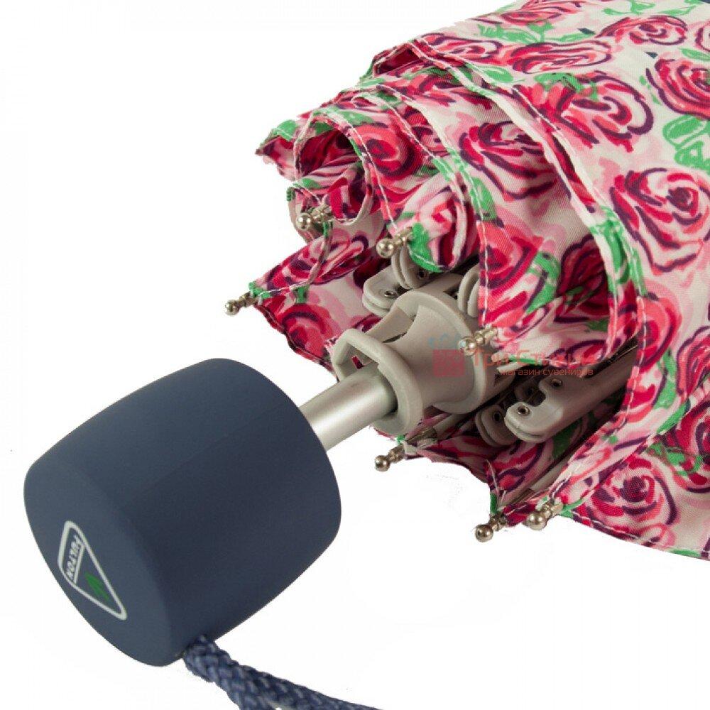Парасолька жіноча Fulton Minilite-2 L354 Nautical Rose (Морська троянда), фото 5