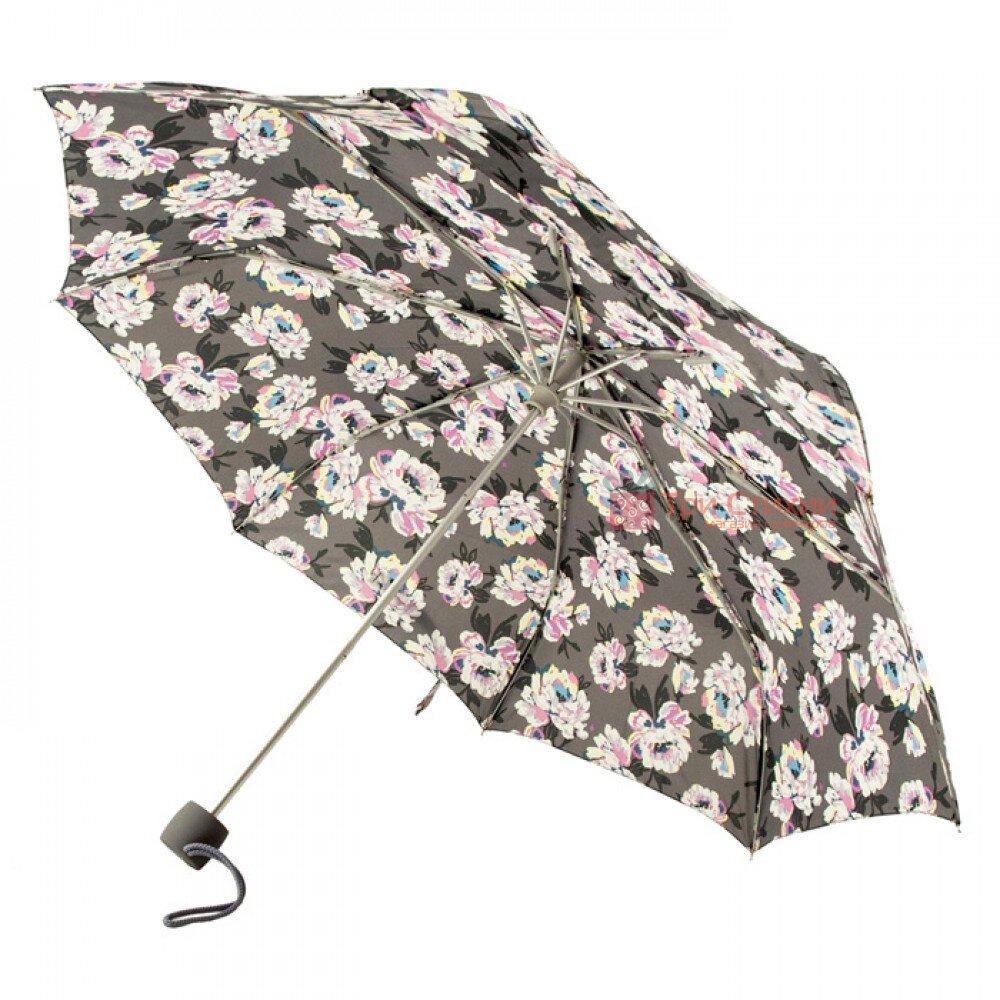 Зонт женский Fulton Minilite-2 L354 Painted Peonies (Рисованные Пионы), фото 2