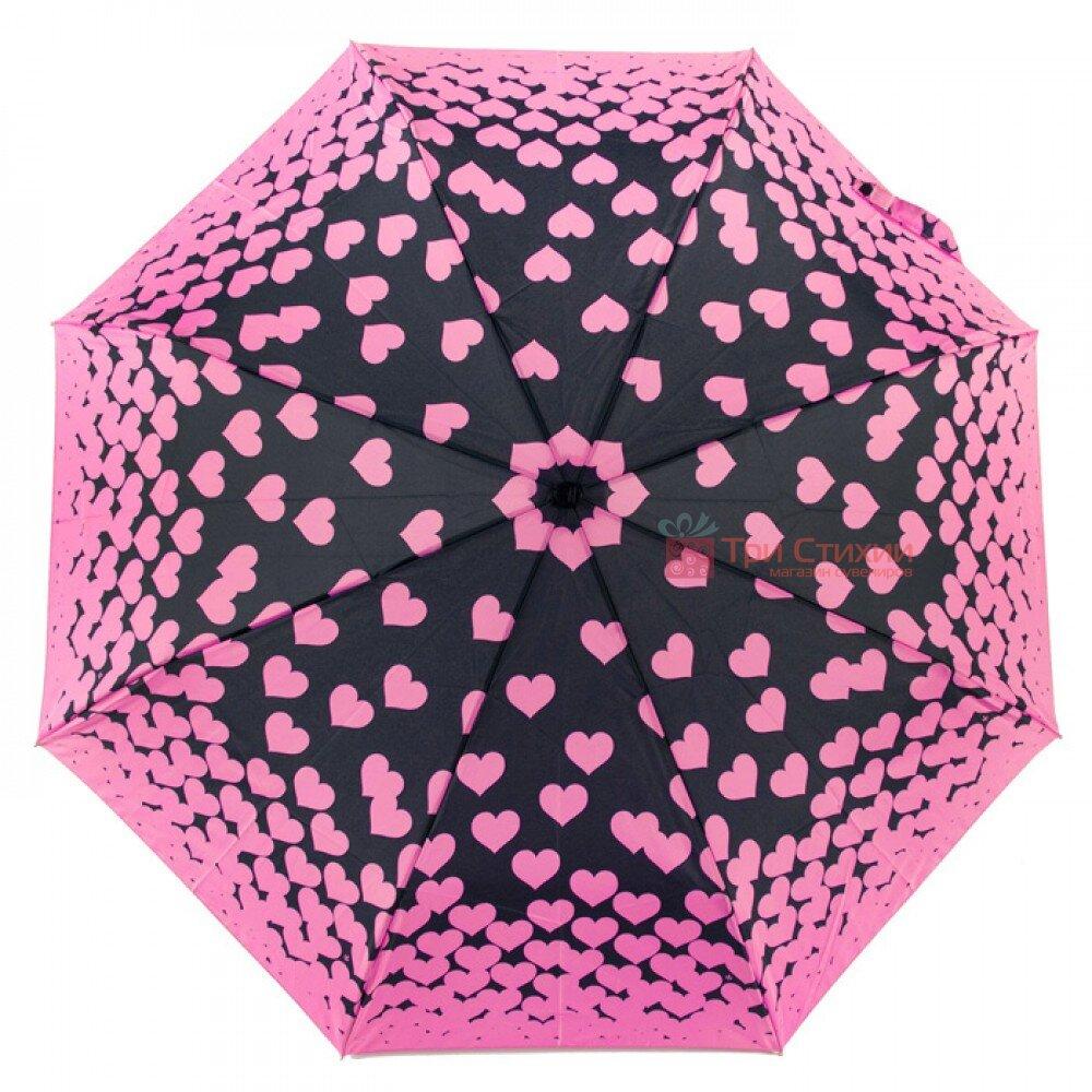 Парасолька Fulton Minilite-2 L354 Floating Hearts (Плаваючі серця), фото 3