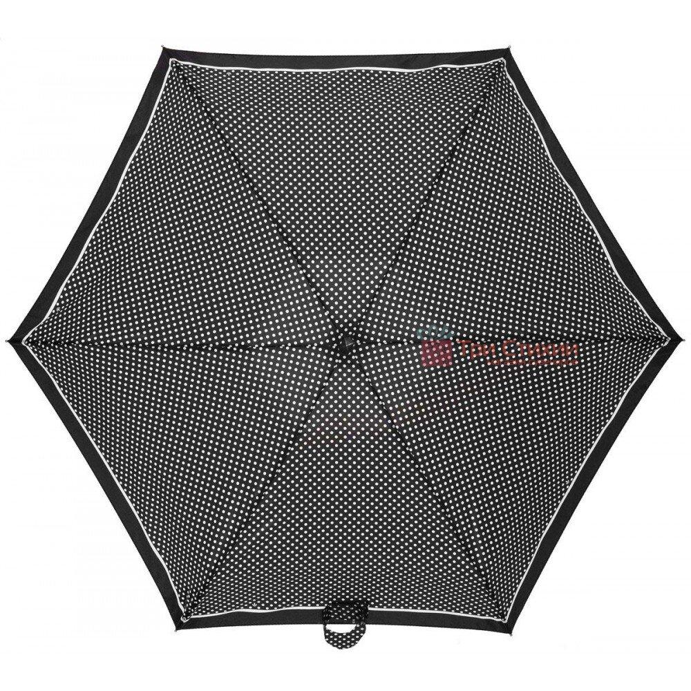 Зонт женский Fulton Tiny-2 L501 Classics Mini Spot (Горох), фото 4