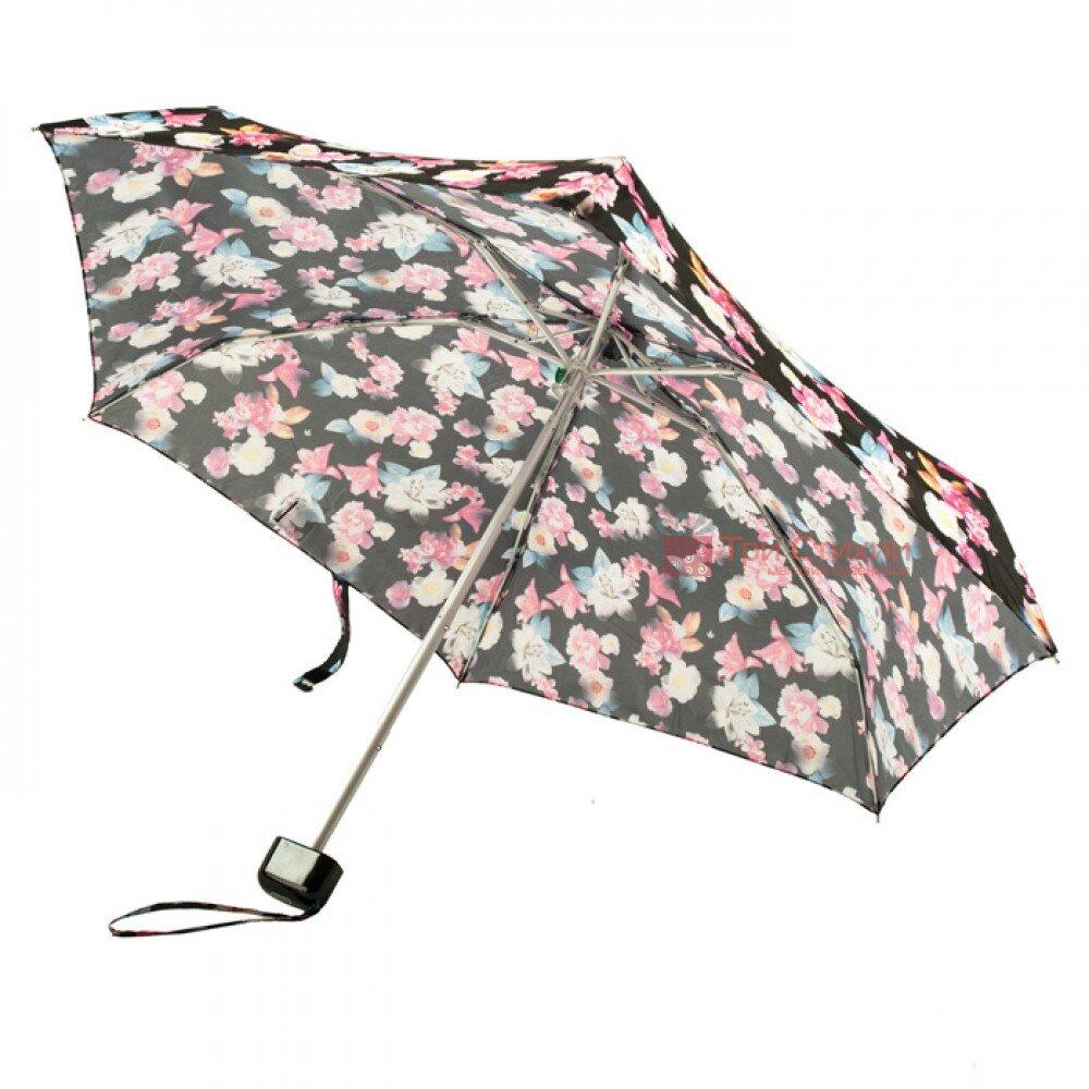 Зонт женский Fulton Tiny-2 L501 Shadow Lily (Лилия), фото 2