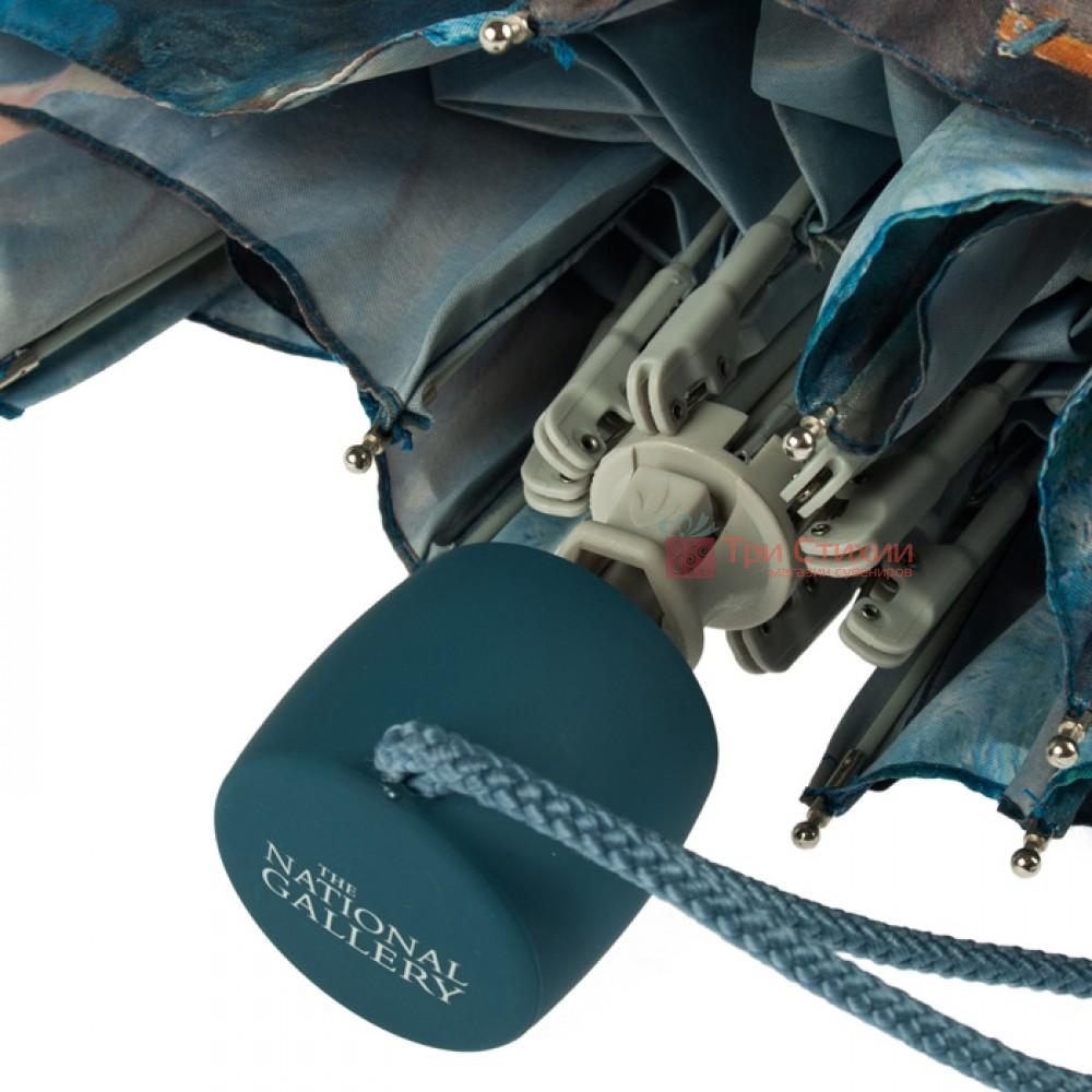 Зонт женский Fulton National Gallery Minilite-2 L849 The Umbrellas (Зонты), фото 4