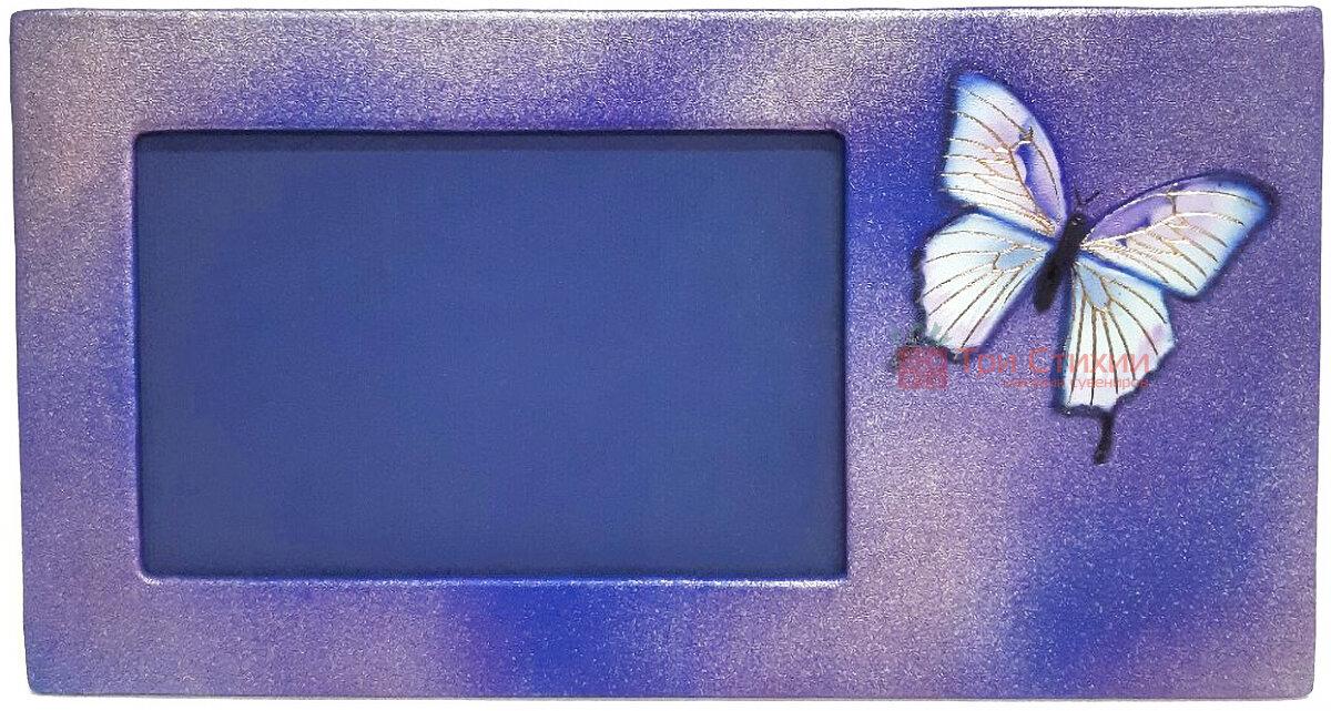 Рамка для фото Макей кожаная Валенсия (519-08-05), фото
