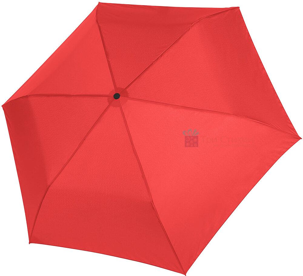 Зонт складной Doppler ZERO полный автомат 744563DRO Красный, Цвет: Красный, фото