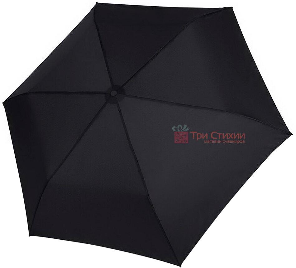 Зонт складной Doppler ZERO полный автомат 744563DSZ Черный, фото