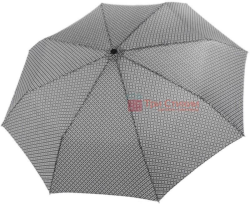 Зонт складной Doppler Carbonsteel 744765ML-1 полный автомат Черный, Цвет: Черный, фото